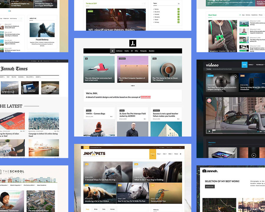 Jarida - Responsive WordPress News, Magazine, Blog - 1