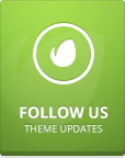 Follow us on ThemeForest