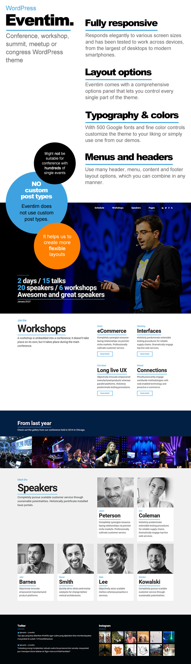 Eventim - Conference & Events Theme - 1