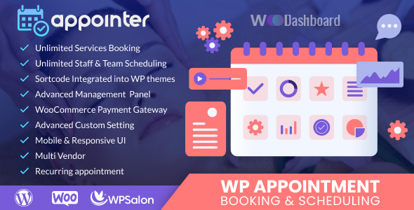 WP Appointment Booking & Scheduling